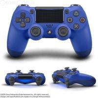 【即日出荷】【ネコポス不可】PS4 ワイヤレスコントローラー DUALSHOCK4 ウェイブ・ブルー 900133