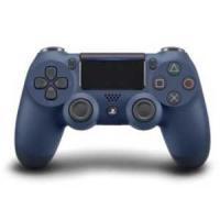 【即日出荷】【ネコポス不可】PS4 ワイヤレスコントローラー DUALSHOCK 4 ミッドナイト・ブルー  900138