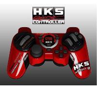プレステ3 HKS RACING CONTROLLER ステアリングコントローラー 【PS3専用】
