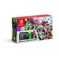 Nintendo Switch本体と専用ソフト『スプラトゥーン2』がセットになった『Nintendo...