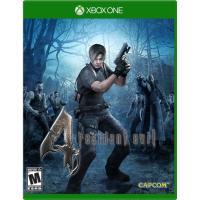 Resident Evil 4 HD (輸入版:北米・XboxOne)