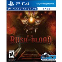 Until Dawn Rush of Blood VR (輸入版:北米・PS4)