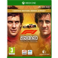 F1 2019 LEGENDS EDITION (輸入版) - Xbox One