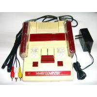 初代ファミコン本体とACアダプターのセットになります。 (箱・説明書なし) こちらの本体では、ファミ...