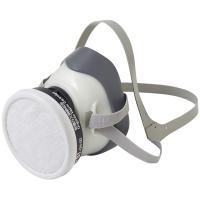 【特長】●軽量な小型防毒マスクです。●衛生的に使用可能な吸収缶付きの短期間用使い捨てセットです。【用...