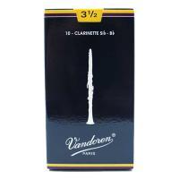 Vandoren(ヴァンドレン、ヴァンドーレン)B♭クラリネット用リード Traditionalトラ...