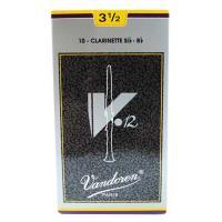 Vandoren(ヴァンドレン、ヴァンドーレン) B♭クラリネット用リード V.12(銀箱) 3.5...