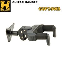 ソリッドボディーギターに適したショートネックのハンガー。壁にネジ止めするタイプです。ワンサイドネック...