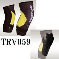 RSタイチ TRV059 ステルスCE ニーガード 左右セット ●カラー : ブラック/イエロー  ...