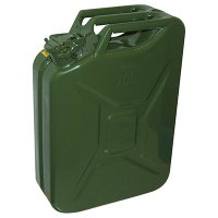 消防法適合、UN規格の20L ガソリン携行缶です。  ジェリ缶タイプで、スタイリッシュなデザイン。 ...