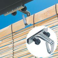 ■商品詳細取付簡単!差込み式!強風にも強い外掛・サッシ窓用。すだれやオーニングの取り付けに。※写真は...