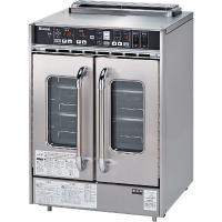 業務用中型ガス高速オーブン 観音扉タイプ ガスによる強い熱風で大量の食材をスピーディに調理します。 ...
