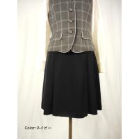 事務服 スカート FS45791-7 レディス サイズ:15号 FOLK