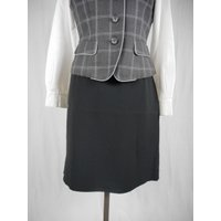 事務服 スカート FS45812-55 レディス サイズ:13号 FOLK