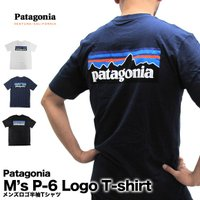 Patagonia パタゴニア Tシャツ 39174 MENS P-6 RESPONSIBILI-TEE (メール便対応)