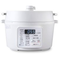アイリスオーヤマ IRIS OHYAMA 電気圧力鍋 4.0L ホワイト PC-MA4-W