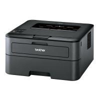 製品特徴:有線LAN&自動両面印刷に対応。小型モノクロレーザープリンター     最大用紙サ...