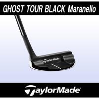 ★送料無料★ TaylorMade(テーラーメイド)  GHOST TOUR BLACK MARAN...