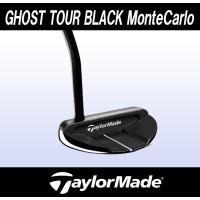 ★送料無料★ TaylorMade(テーラーメイド)  GHOST TOUR BLACK MONTE...