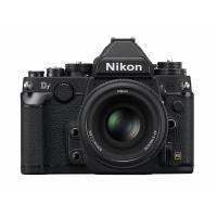 Nikon デジタル一眼レフカメラ Df 50mm f/1.8G Special Editionキッ...