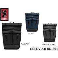 クローム リュック バックパック ORLOV 2 25L BG-251 防水 CHROME BG251 国内正規品