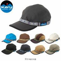 カブー KAVU 帽子 ストラップキャップ Strapcap 11863001 KAV11863001