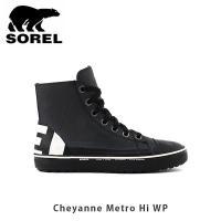 SOREL ソレル メンズ Cheyanne Metro Hi WP シャイアンメトロハイWP シューズ 靴 ショートブーツ 軽量 ウィンターシューズ SORNM3452|geak