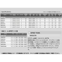 テンリュウ 天龍 ロッド 竿 オフショア スパイク ツナモデル OFF SHORE Spike TUNA SK832TN 2ピース TENRYU TEN018188