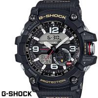 CASIO G-SHOCK ジーショック メンズ 腕時計 GG-1000-1A Gショックマッドマスター GSHOCKMUDMASTER ブラック 黒