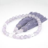 玉のサイズ:約8mm 房の長さ:約90mm  お数珠はお葬式や法事、お墓参りの時に必要な仏具です。 ...