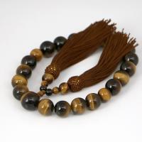 玉のサイズ:約14mm 房の長さ:約90mm  お数珠はお葬式や法事、お墓参りの時に必要な仏具です。...