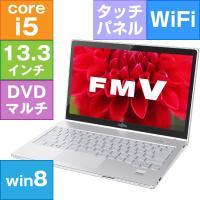 【リファビッシュ】 富士通 13.3型 LIFEBOOK SH90/T [FMVS90TW] (Co...