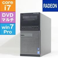 【良品中古】DELL Optiplex 9020 (Core i7-4770 3.4GHz/ メモリ...