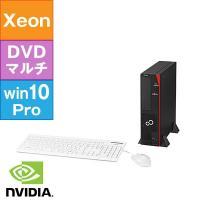 【リファビッシュ】 富士通 CELSIUS J550 [CELJ07001] (Xeon E3-12...