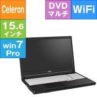 富士通 15.6型 LIFEBOOK A574/MX [FMVA10033P] (Celeron 2...