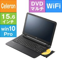 NEC 15.6型 VersaPro タイプVF [PC-VK17EFWG4R1S] (Celero...