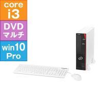 【リファビッシュ】 富士通 ESPRIMO D586/P [FMVD21015] (Core i3-...
