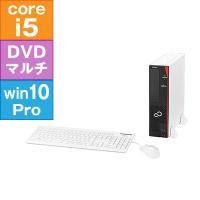 【リファビッシュ】富士通 ESPRIMO D586/P [FMVD21001] (Core i5-6...