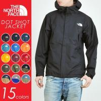 THE NORTH FACE ノースフェイス ドットショットジャケット(15色) NP61530 メンズ マウンテンパーカー ナイロンパーカー