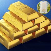 ずしりと重みのある金色の箱の中身は、参加賞や粗品でも人気のあるお米! 福井県産のコシヒカリは、お米の...