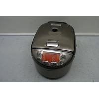 ●商品名:タイガー IH炊飯器 「炊きたてミニ」 3合 ブラウン JKI-H550-T 2012年製...