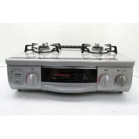 商品名:リンナイ ガステーブル プロパンガス ホーロー RT31NHS-R 2012年製  仕様 対...