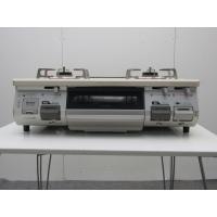 ●商品名:リンナイ ガステーブル LPガス RT64JH−L / BKM77CBL  左大バーナー ...