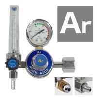 アルゴンガス レギュレター ガスメーター 圧力調整 TIG 溶接  圧力計 流量計 25Mpa 25...