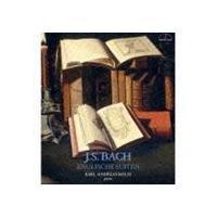 カール=アンドレアス・コリー(p) / J.S. バッハ:イギリス組曲(全曲) [CD]