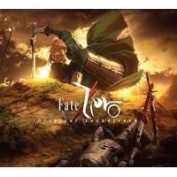 【CD】Fate/Zero Original Soundtrack