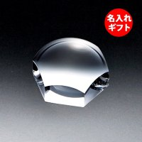 食器・洋食器の世界的メーカー「ナルミ」のブランド、「グラスワークス」のガラス製のルーペです。ペーパー...