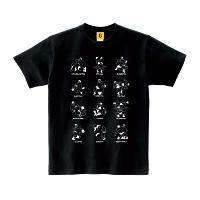出ました!!ありそうでなかった、プロレス技Tシャツ。 もちろん技の名称もカタカナで書いてあります! ...