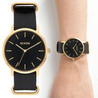 ★NATOベルトのニクソン★  腕時計のデザインにおいて余分なものを極力取り除き、シンプルであること...