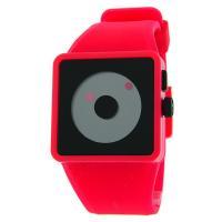 色:ピンク サイズ:ケース 約37mm 素材:ステンレススチール、ミネラルクリスタル、ラバー 防水性...